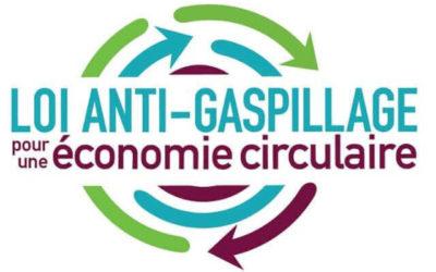 Feu vert pour la loi anti-gaspillage !