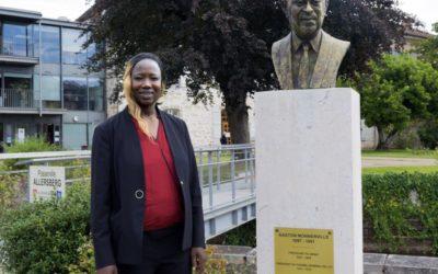 Hommage à Gaston Monnerville à la veille du trentième anniversaire de sa disparition