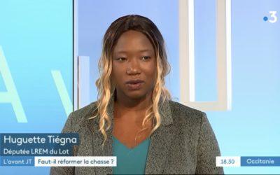 France 3 Occitanie – Faut-il réformer la chasse ? / Point Covid
