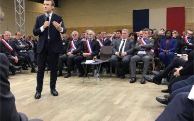 Huguette Tiegna invite le Président de la République