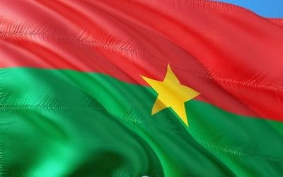 Déplacement officiel au Burkina Faso