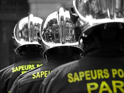 Réunion Sapeurs-Pompiers volontaires