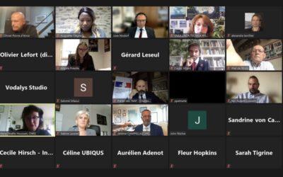 OPECST : La députée et la sénatrice du Lot en mission commune