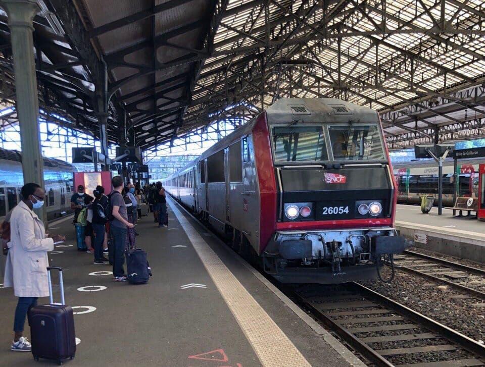 Ferroviaire : Huguette Tiegna confirme les engagements de l'Etat dans le Lot